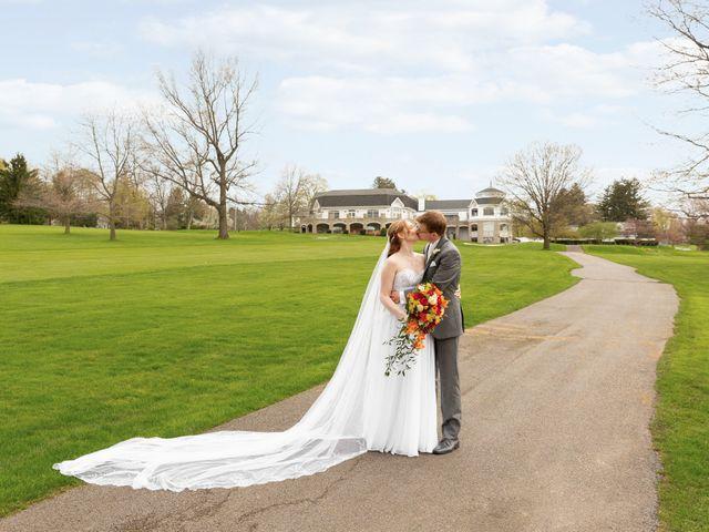 The wedding of Rebecca and Svante