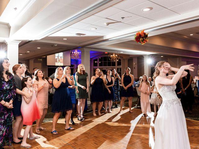 Svante and Rebecca's Wedding in Pittsford, New York 1