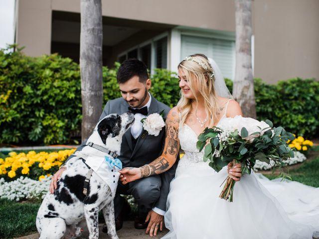 Michael and Kyra's Wedding in San Diego, California 16