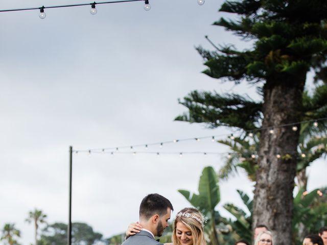 Michael and Kyra's Wedding in San Diego, California 25