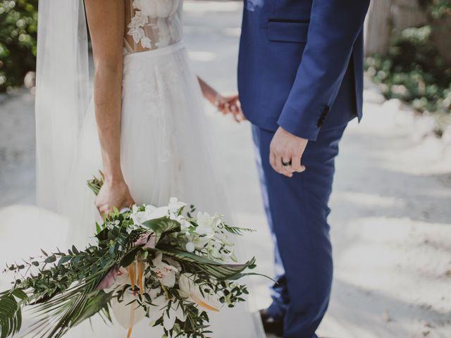 Khadija and Erin's Wedding in Key Largo, Florida 45