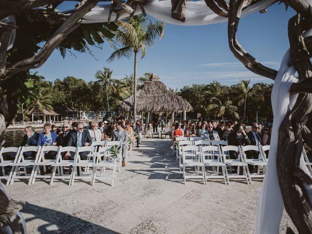 Khadija and Erin's Wedding in Key Largo, Florida 46