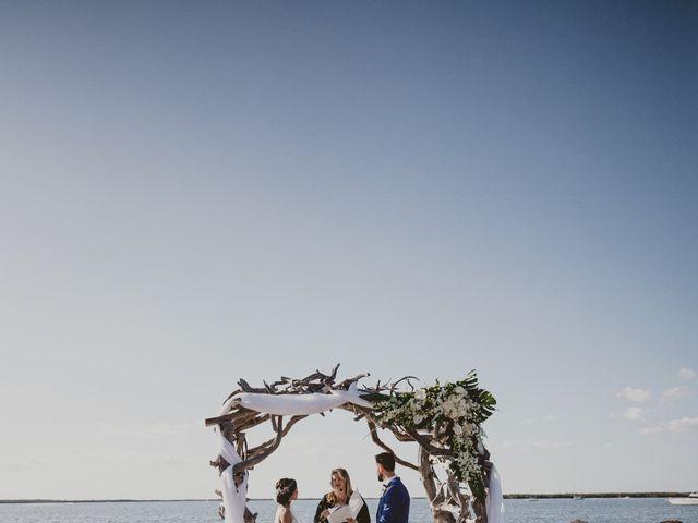 Khadija and Erin's Wedding in Key Largo, Florida 48