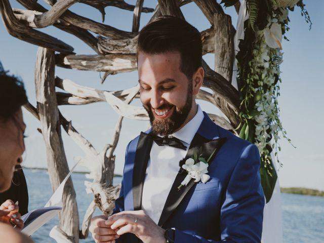 Khadija and Erin's Wedding in Key Largo, Florida 49