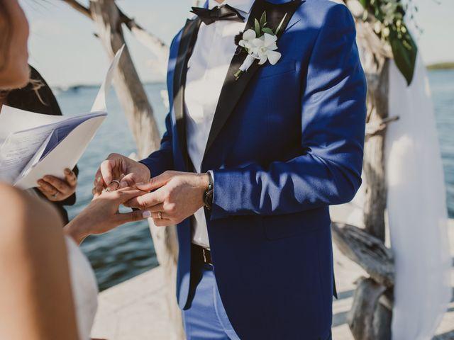 Khadija and Erin's Wedding in Key Largo, Florida 50