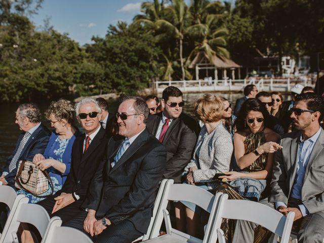 Khadija and Erin's Wedding in Key Largo, Florida 51