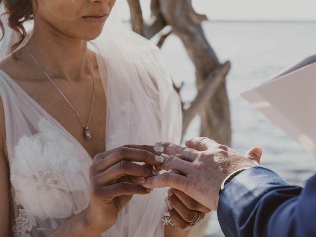 Khadija and Erin's Wedding in Key Largo, Florida 52