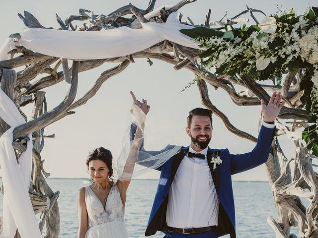 Khadija and Erin's Wedding in Key Largo, Florida 54