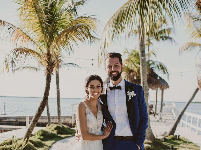 Khadija and Erin's Wedding in Key Largo, Florida 55
