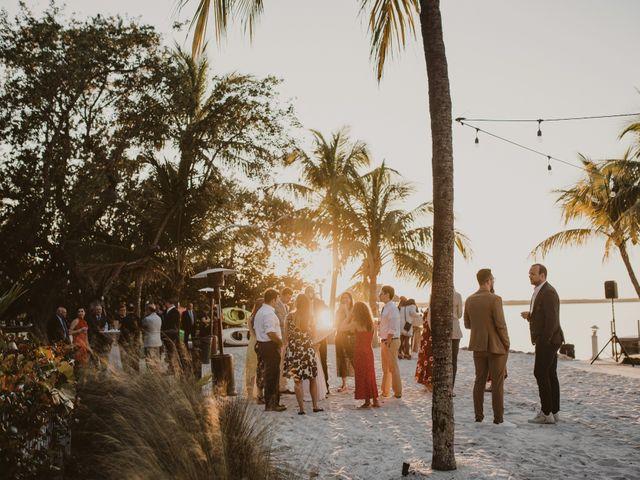 Khadija and Erin's Wedding in Key Largo, Florida 60