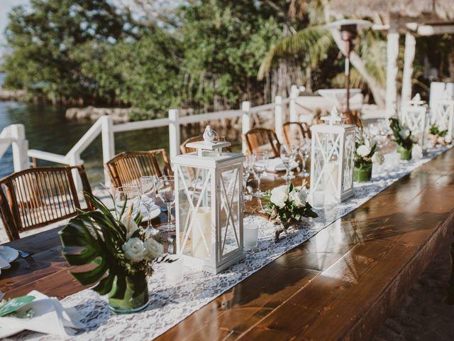 Khadija and Erin's Wedding in Key Largo, Florida 68