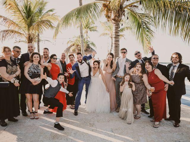 Khadija and Erin's Wedding in Key Largo, Florida 72
