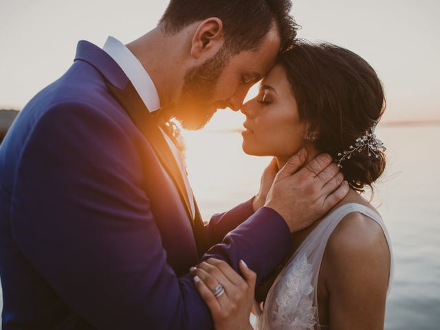 The wedding of Erin and Khadija