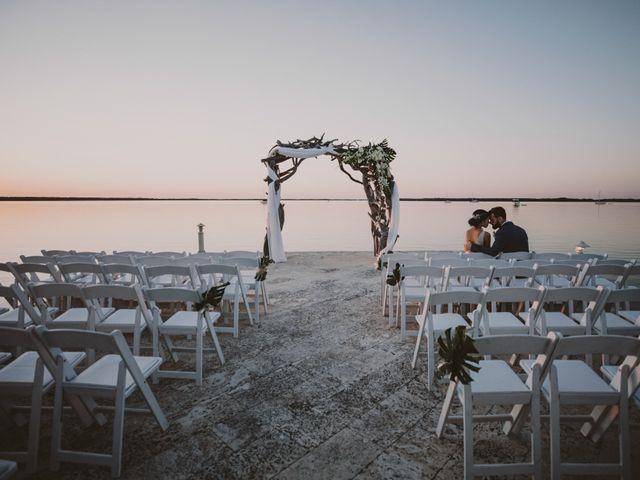 Khadija and Erin's Wedding in Key Largo, Florida 77