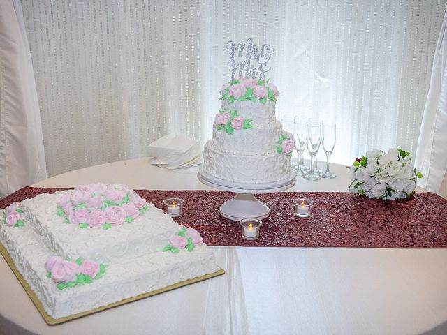 Robert and Cyndi's Wedding in San Antonio, Texas 14