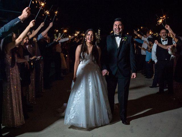 Robert and Cyndi's Wedding in San Antonio, Texas 20