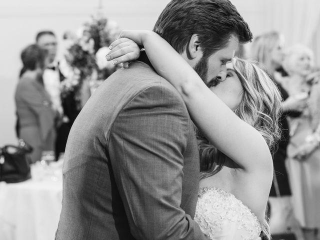 Zachary and Amanda's Wedding in Holly, Michigan 16
