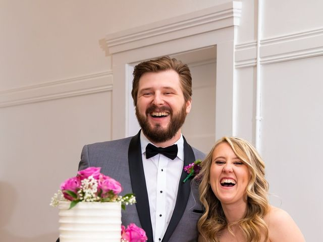 Zachary and Amanda's Wedding in Holly, Michigan 17