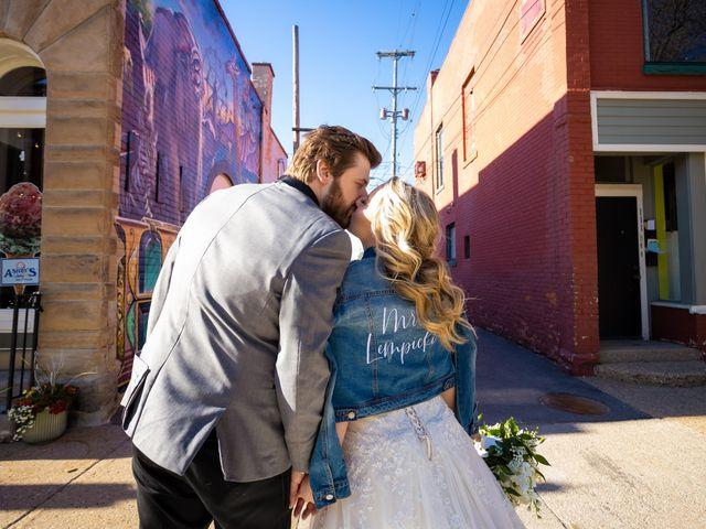 Zachary and Amanda's Wedding in Holly, Michigan 18