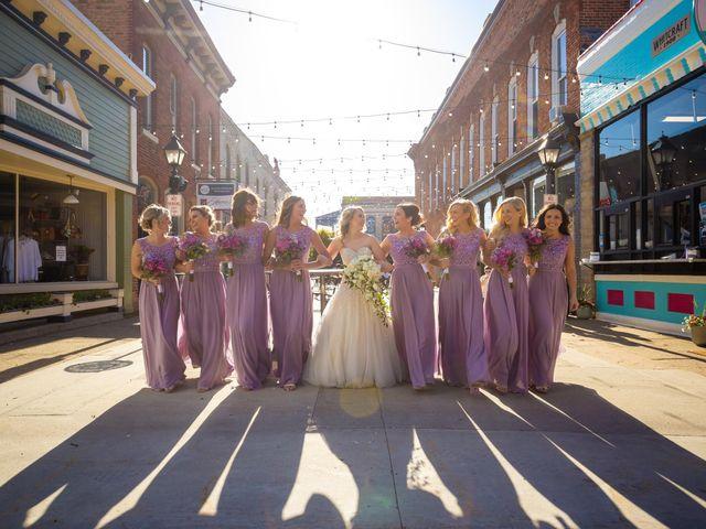 Zachary and Amanda's Wedding in Holly, Michigan 22