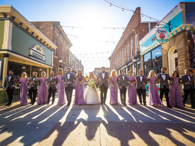 Zachary and Amanda's Wedding in Holly, Michigan 1