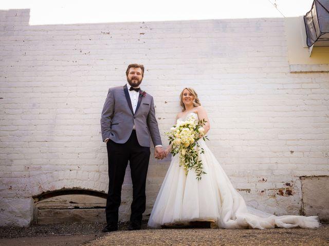 Zachary and Amanda's Wedding in Holly, Michigan 23
