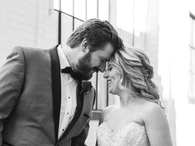 Zachary and Amanda's Wedding in Holly, Michigan 2
