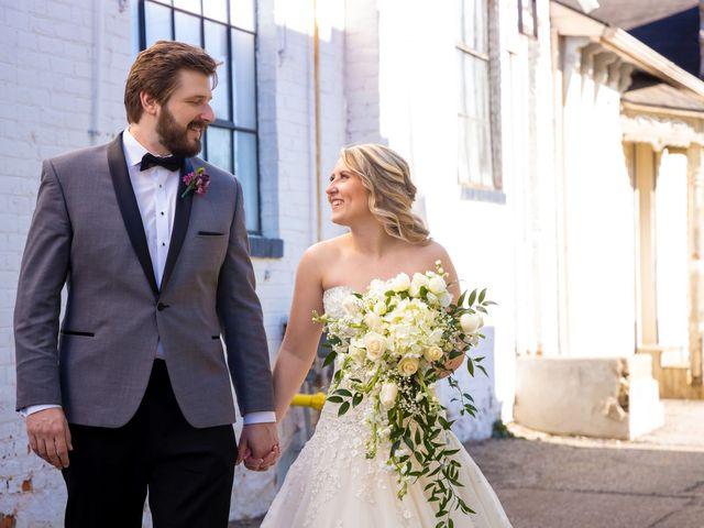 Zachary and Amanda's Wedding in Holly, Michigan 24