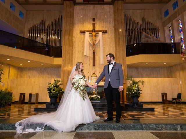 Zachary and Amanda's Wedding in Holly, Michigan 28