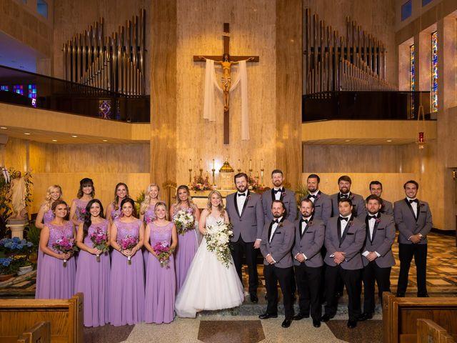 Zachary and Amanda's Wedding in Holly, Michigan 29