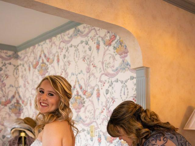 Zachary and Amanda's Wedding in Holly, Michigan 37