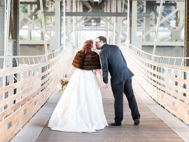 Mandy and Matt's wedding in Wisconsin 8