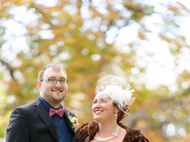 Mandy and Matt's wedding in Wisconsin 1