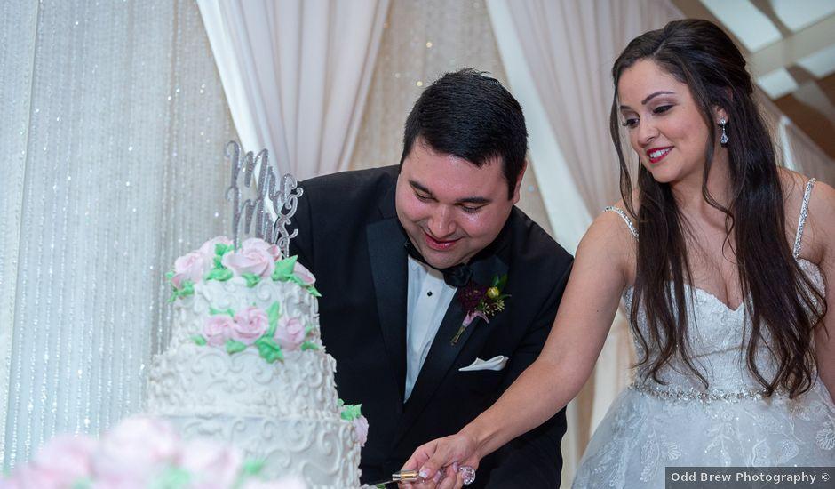 Robert and Cyndi's Wedding in San Antonio, Texas