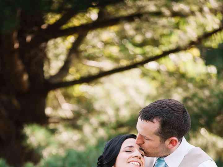 The wedding of Jim and Lina