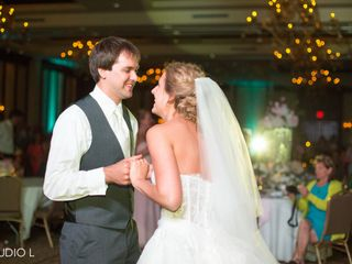 The wedding of Nick and Emily 1