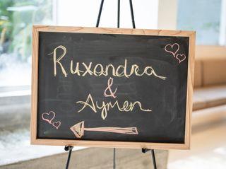 The wedding of Ruxandra and Aymen 1