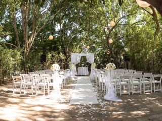 The wedding of Ruxandra and Aymen 2