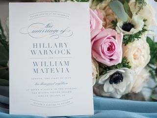 The wedding of Hillary and Zack 1