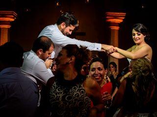 The wedding of Kris and Juan 1