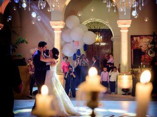 The wedding of Kris and Juan 2