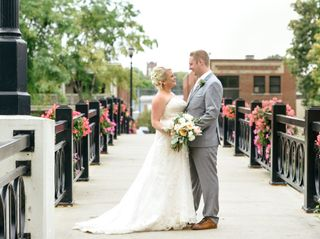 The wedding of ERIKA and KYLE