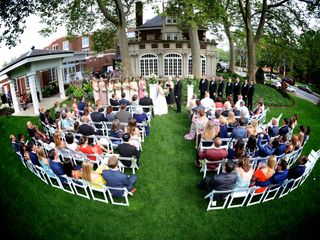 The wedding of Whitney and Gary 2