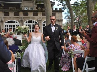 The wedding of Whitney and Gary 3
