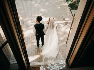 The wedding of Cechola and Tory 1