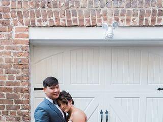 Cayla and David's Wedding in Savannah, Georgia 4