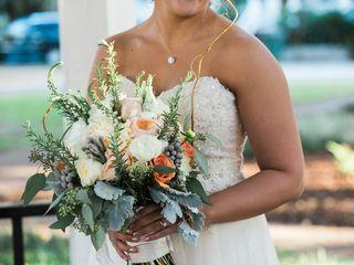 Cayla and David's Wedding in Savannah, Georgia 8
