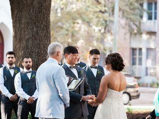 Cayla and David's Wedding in Savannah, Georgia 12