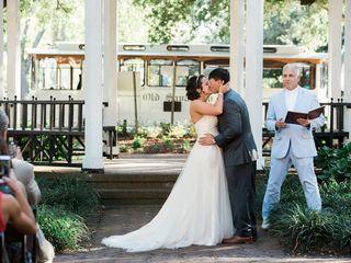 Cayla and David's Wedding in Savannah, Georgia 14