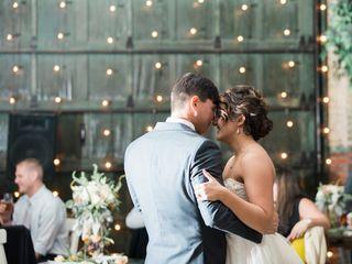 Cayla and David's Wedding in Savannah, Georgia 19